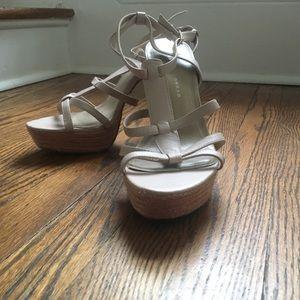 Lauren Conrad wedges size 10